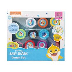 Baby Shark gyurma készlet