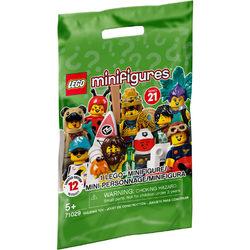 LEGO® 71029 Minifigura 21.széria meglepetés csomag