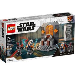 LEGO® Star Wars 75310 Párbaj a Mandalore™ bolygón