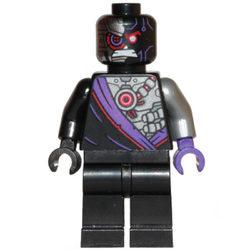LEGO® NINJAGO™ Minifigura Nindroid