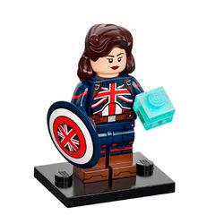 LEGO® 71031 Minifigura Marvel Studios Carter kapitány
