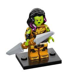 LEGO® 71031 Minifigura Marvel Studios Gamora a Thanos pengéjével