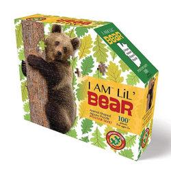 WOW Puzzle junior 100 db - Medve