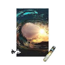 Mini puzzle - hullám, 150 db-os