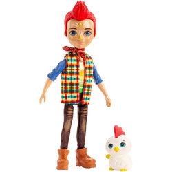 Enchantimals Redward Rooster és Cluck figura