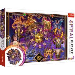 Trefl Spirál puzzle - Csillagjegyek 1040 db-os