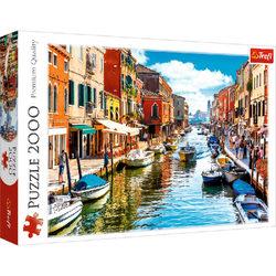 Trefl Murano-sziget, Velence 2000 db-os puzzle