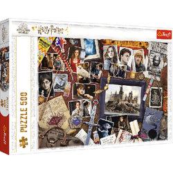 Trefl Harry Potter Roxforti emlékek 500 db-os puzzle