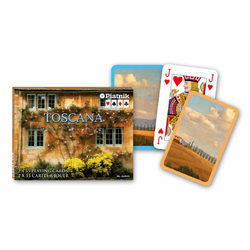 Piatnik Toscana Luxus römi kártya