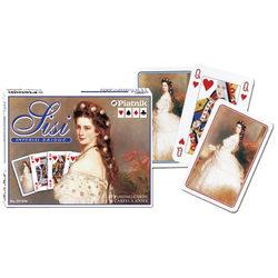 Piatnik Sissi Luxus römi kártya