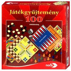 Noris Játékgyűjtemény 100 db-os