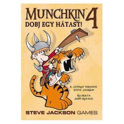 Munchkin 4 - Dobj egy hátast! kiegészítő