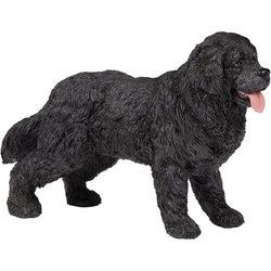 Papo újfundlandi kutya figura