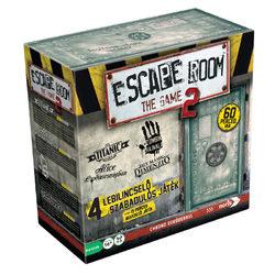 Noris Escape Room The Game 2.0 szabadulószoba társasjáték
