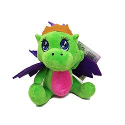 Simba Safiras Neon Princess plüss sárkány 15 cm