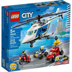 LEGO® City 60243 Rendőrségi helikopteres üldözés