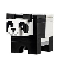 LEGO® Minecraft™ Minifigura Panda