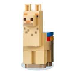 LEGO® Minecraft™ Minifigura Láma barna
