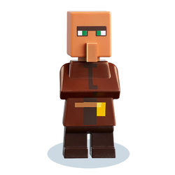 LEGO® Minecraft™ Minifigura Villager