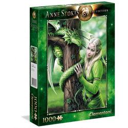 Clementoni Anne Stokes - Kötelék 1000 db-os puzzle