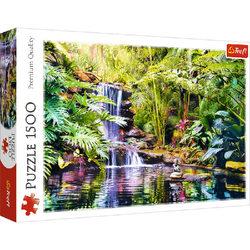 Trefl A nyugalom oázisa 1500 db-os puzzle