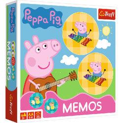 Trefl Peppa malac Memória játék