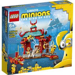 LEGO® Minions 75550 Minyonok Kung Fu csatája