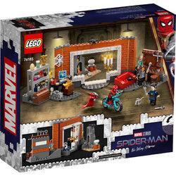 LEGO® Super Heroes 76185 Pókember a Sanctum műhelynél