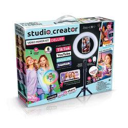 Studio Creator Deluxe Videokészítő készlet