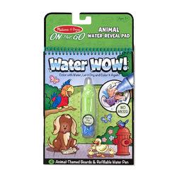 Melissa & Doug Rajzolás vízzel, állatok
