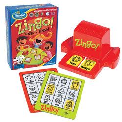 ThinkFun Zingo a Bingo társasjáték