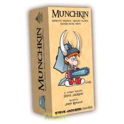 Munchkin társasjáték - alapjáték