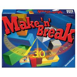Make 'N' Break - Építs és dönts! Társasjáték