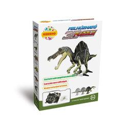 Felhúzható 3D puzzle Spinosaurus