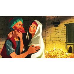 Ali Baba és a negyven rabló diafilm