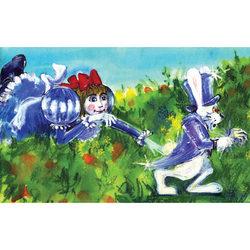 Alice csodaországban diafilm
