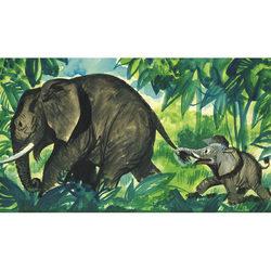 Jumbó, egy kis elefánt kalandjai diafilm