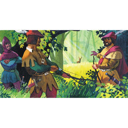 Robin Hood diafilm