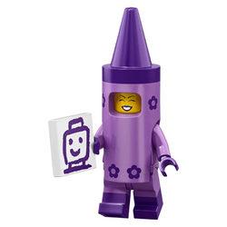 LEGO® 71023 Minifigura Zsírkréta lány