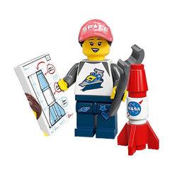 LEGO® 71027 Minifigura 20.széria  Űrrajongó