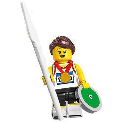 LEGO® 71027 Minifigura 20.széria Atléta