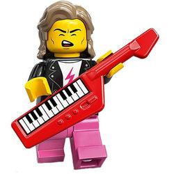 LEGO® 71027 Minifigura 20.széria 80-as évek zenésze