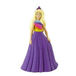 Comansi Barbie Fashion - Barbie lila ruhában