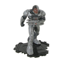 Comansi Igazság Ligája - Cyborg játékfigura