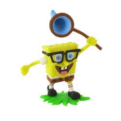 Comansi SpongyaBob lepkehálóval figura