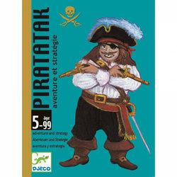 Kártyajáték - Kalóz csata - Piratatak