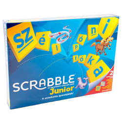 Scrabble Junior társasjáték Mattel