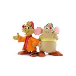 Bullyland 12502 Disney - Hamupipőke: Guszti és Jackie