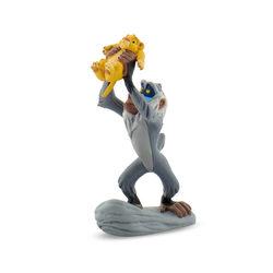 Bullyland 12256 Disney - Oroszlánkirály: Rafiki és Simba