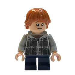 LEGO® Harry Potter Minifigura Ron Weasley